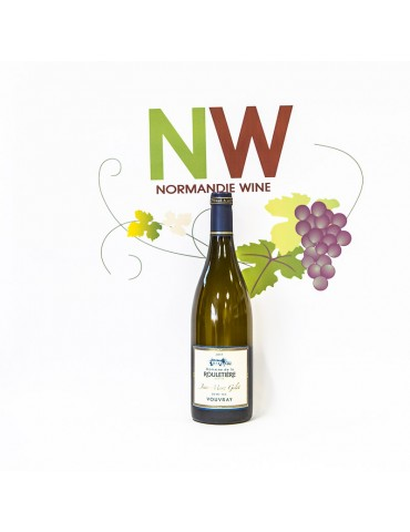 VOUVRAY  1/2 SEC-  ROULETIERE