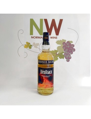 BENRIACH - BIRNIE MOSS OF